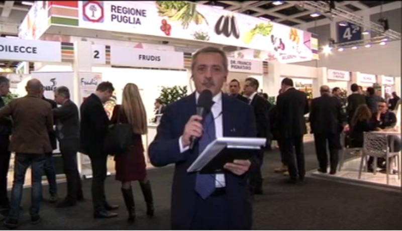 Speciale dalla fiera Fruit Logistic a Berlino
