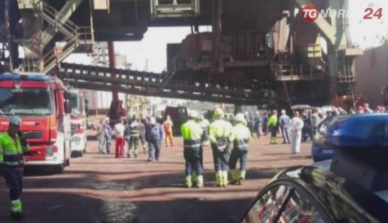 Incidente all'Ilva, muore operaio 28enne